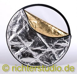 Light Disk 5-fach, 107 cm Faltreflektor