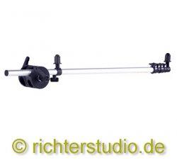 Teleskophalterung f. Reflekt.66-185cm