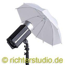 Schirm 82 cm, Transparent